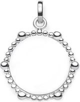 Thomas Sabo Love Coin Dot engraveable heart pendant
