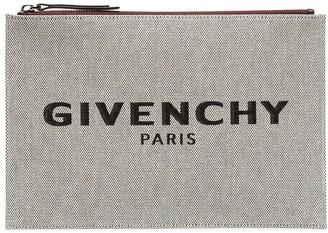 Givenchy Bond Logo Pouch