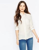 B.young Striped Shirt