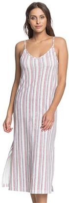 Roxy Avila Beach 2 (Blue Heaven/Stars Stripes) Women's Dress