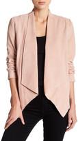 Tahari Jaimee Genuine Leather Jacket