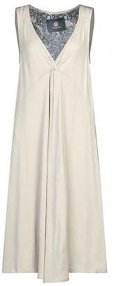 EVEN IF 3/4 length dress