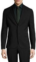 J. Lindeberg Hopper Soft Comfort Wool Sportcoat