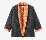 Toast Kantha Quilted Ikat Jacket