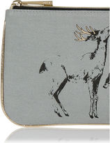 "Oasis Deer pouch [span class=""variation_color_heading""]- Mid Grey[/span]"
