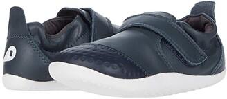 Bobux Xplorer Go (Infant/Toddler) (Navy 2) Kid's Shoes