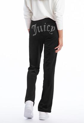 Singer22 Velour Embellished Elastic Sweatpants