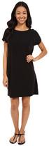 Lilla P Stretch Jersey Easy Tieback Dress