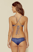 Blue Life seaside hipster bottom