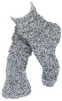 Barefoot Dreams Cozychic Women's Heathered Socks (Midnight)