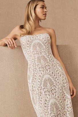 Anthropologie By Watters Marzia Wedding Guest Dress