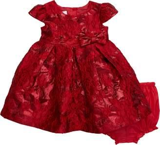 Frais Jacquard Fit & Flare Dress