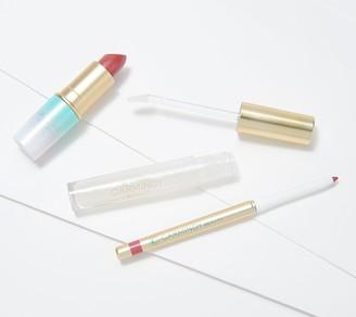 Carmindy Beauty 3-Piece Universal Love Lip Kit