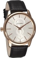 Azzaro Men's AZ2060.52SB.000 Legand Rose PVD Dial Watch