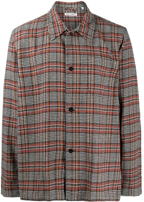 Our Legacy Check Cotton Shirt