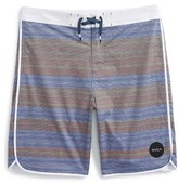 RVCA Boy's Rollo Swim Trunks
