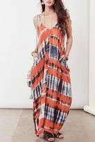 Love Stitch Lovestitch Burns Canyon Maxi Dress
