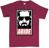 Customised Perfection Dude Abide Lebowski T Shirt 5XL Grey