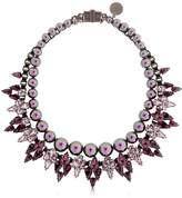 Ellen Conde Brilliant Jewelry Crystal Necklace