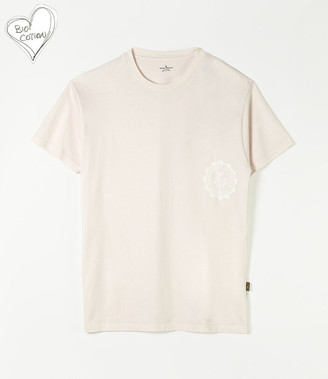 Vivienne Westwood New Boxy T-Shirt University of Peace Pink