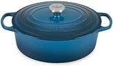 Thumbnail for your product : Le Creuset 6.75-Quart Signature Cast Iron Oval Dutch Oven