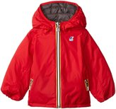 K-Way Jacques/lily Thermo (Baby) - Scarlet/Magnet - 18M