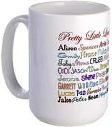 "Coffee Mug Pretty Little Liars Mugs Large Mug - 12.95 """