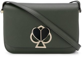 Kate Spade Heart Lock Shoulder Bag