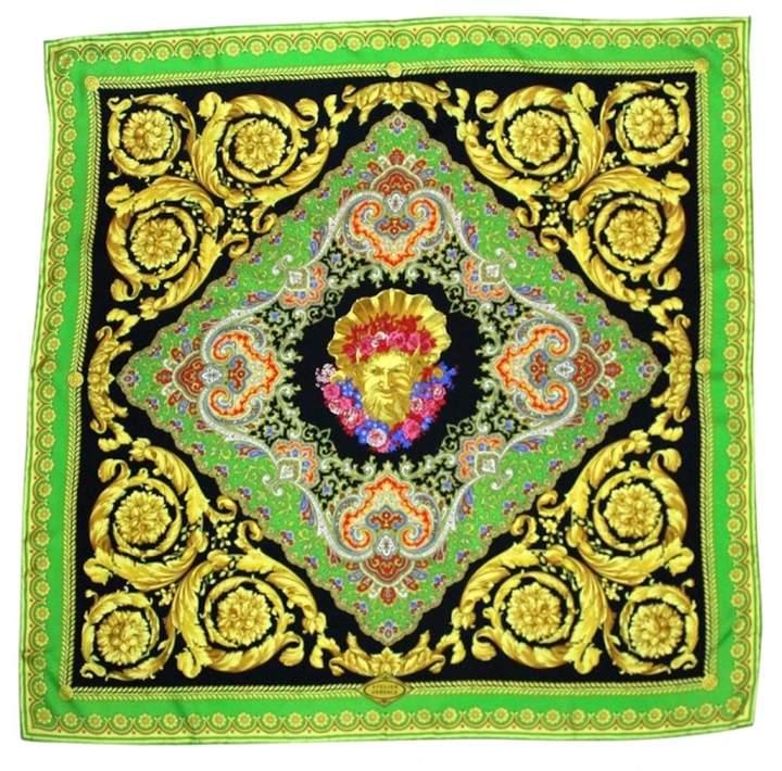 Gianni Versace Silk scarf