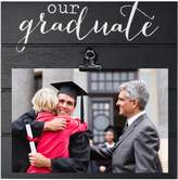 """New View Our Graduate"""" 4"""" x 6"""" Photo Clip Frame"""