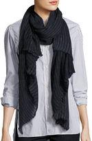 Isabel Marant Zephyr Striped Cashmere Scarf