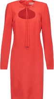 Emilio Pucci Stretch wool-crepe mini dress
