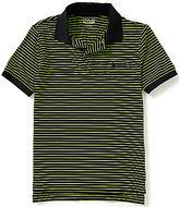 Ralph Lauren Big Boys 8-20 Striped Short-Sleeve Knit Polo Shirt