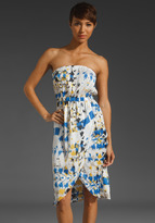 T-Bags LosAngeles Strapless Dress