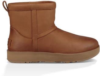UggUGG Classic Mini Leather Waterproof Boot