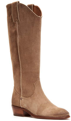 Frye Carson Suede Tall Boot