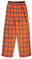 Calvin Klein Plaid Logo Pajama Pants
