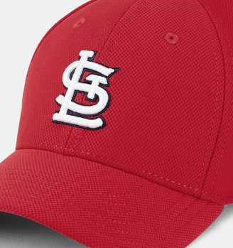 Under Armour Boys' MLB Adjustable Blitzing Cap