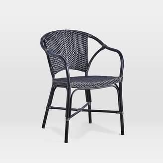 west elm Outdoor Aluminum Arm Chair