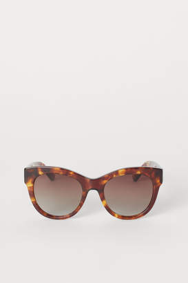 H&M Polarized Sunglasses - Brown