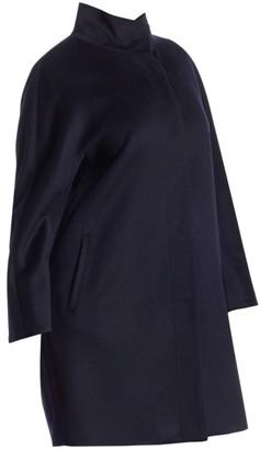 Marina Rinaldi Marina Rinaldi, Plus Size Wool Button-Front Coat