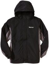 Marmot Northshore Jacket (Kid) - Black/Cinder-Large