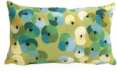 Liora Manné Visions II Pansy Indoor Outdoor Oblong Throw Pillow