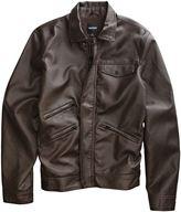 Nixon Chaos Faux Leather Jacket