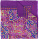 Etro paisley pattern scarf - women - Cashmere - One Size