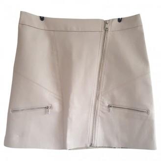 River Island Beige Skirt for Women