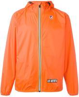 Les (Art)ists K-Way x zip up jacket - unisex - Polyamide - XL