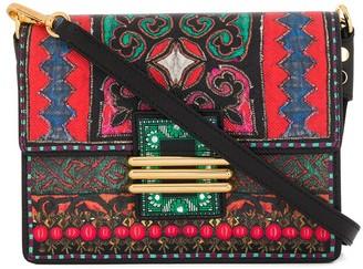 Etro Bohemian Print Crossbody Bag
