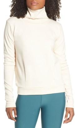 Alo Clarity Funnel Neck Sweatshirt