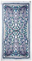 Theodora & Callum Women's Papillon Scarf, White/Multi